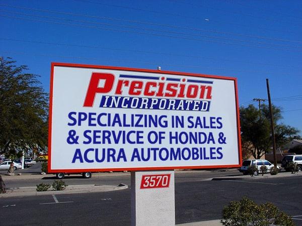 sign-precision